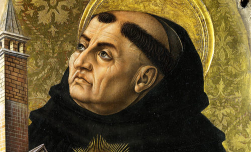 Which one of these four forms of fear, according to St. Thomas Aquinas, is not a gift of the Holy Spirit?
