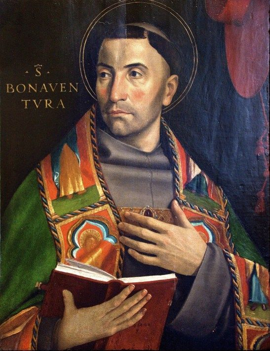 Which of these is not one of the three origins of the gift of piety according to St. Bonaventure?