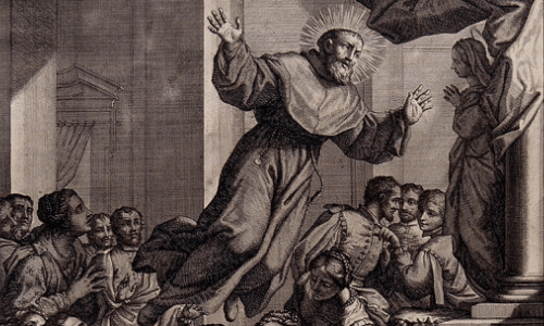 Saint Joseph of Cupertino was known to levitate in prayer. He's the patron saint of...
