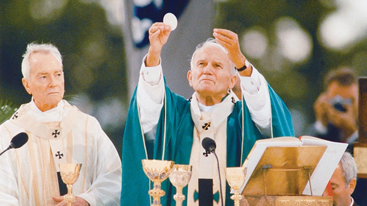 Nghe giảng Chúa nhật 20 thường niên năm B (2009 - 2021)