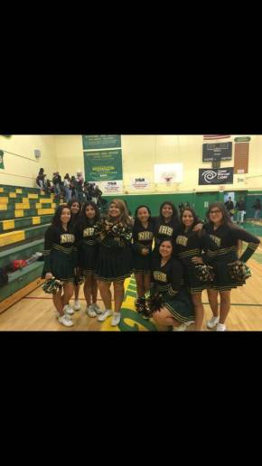 Narbonne High School Colorguard