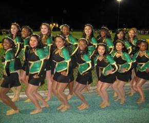 Narbonne High School Drill Team