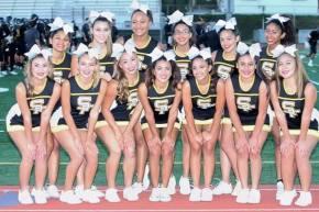 Santa Fe HS Cheer