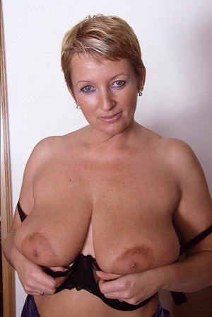 enormous areolas
