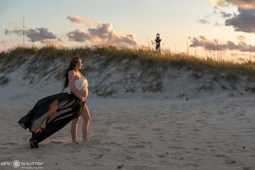 Maternity Portraits, OBX, Buxton, Hatteras Island, Cape Hatteras National Seashore, North Carolina, Epic Shutter Photography, Pregnancy Portraits, Beach Maternity Portraits, Hatteras Photographers, Outer Banks Photographers, Love