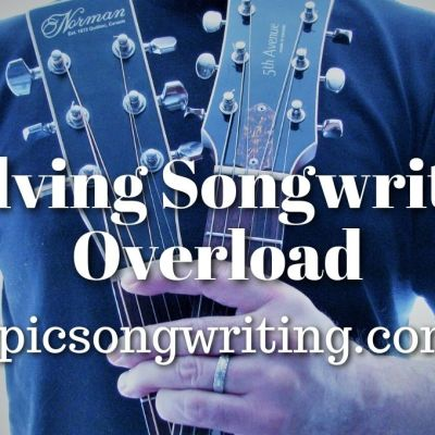 Solving Songwriter Overload