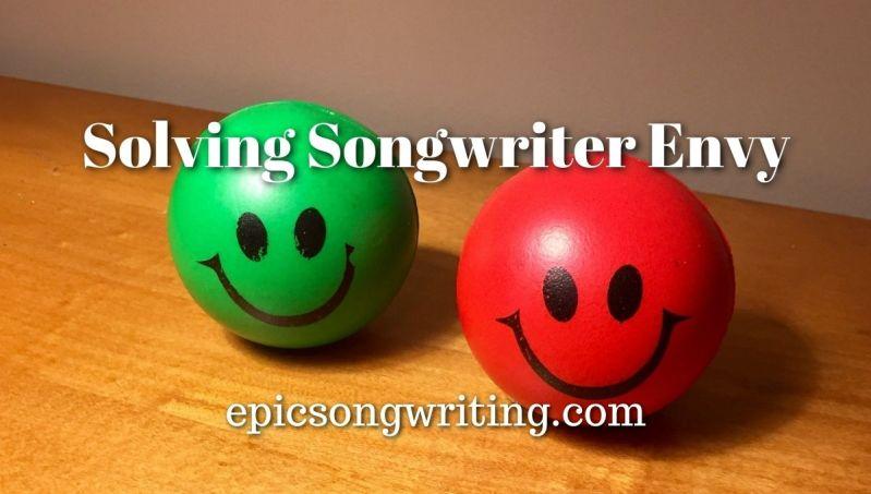 Solving Songwriting Envy