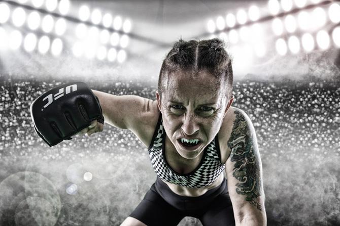 MMA Photographers in Kitchener