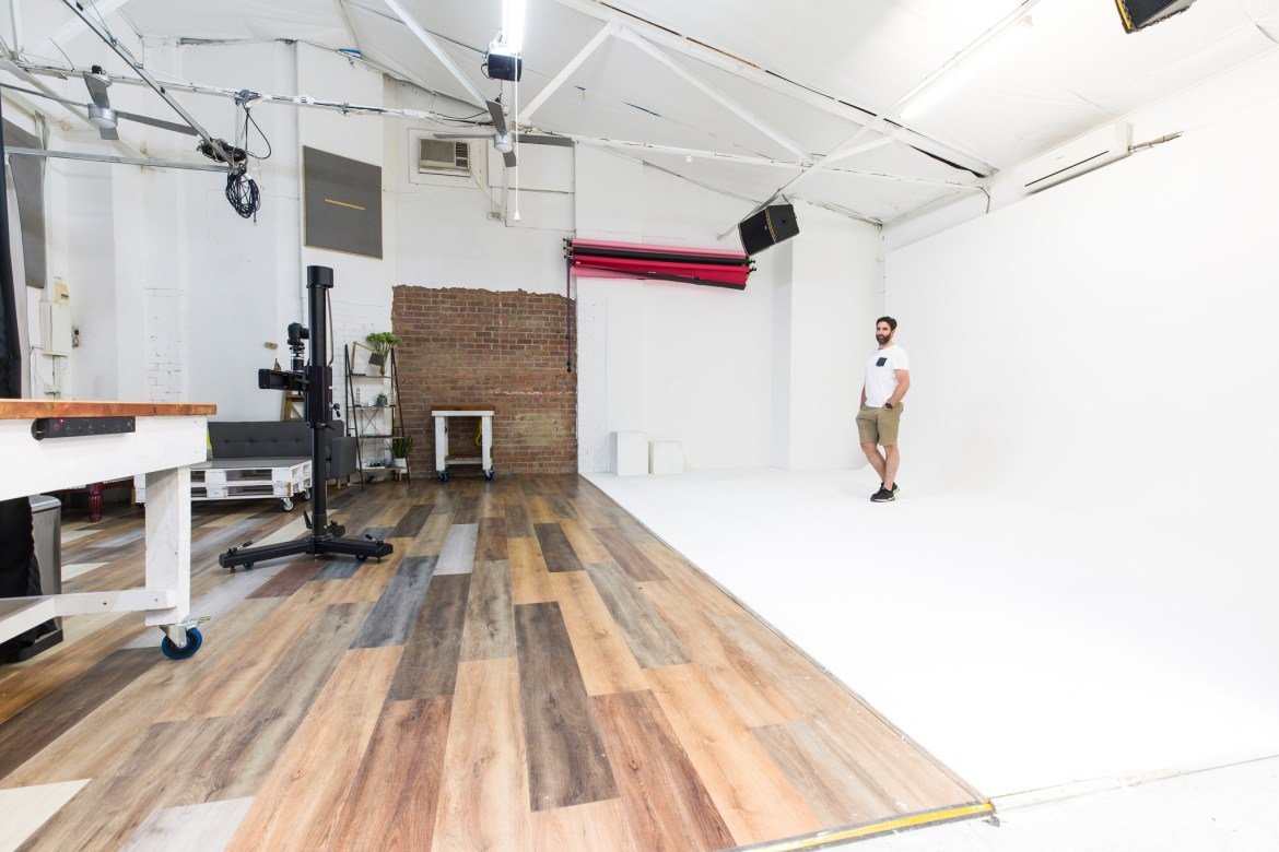 Studio hire melbourne - Studio 1