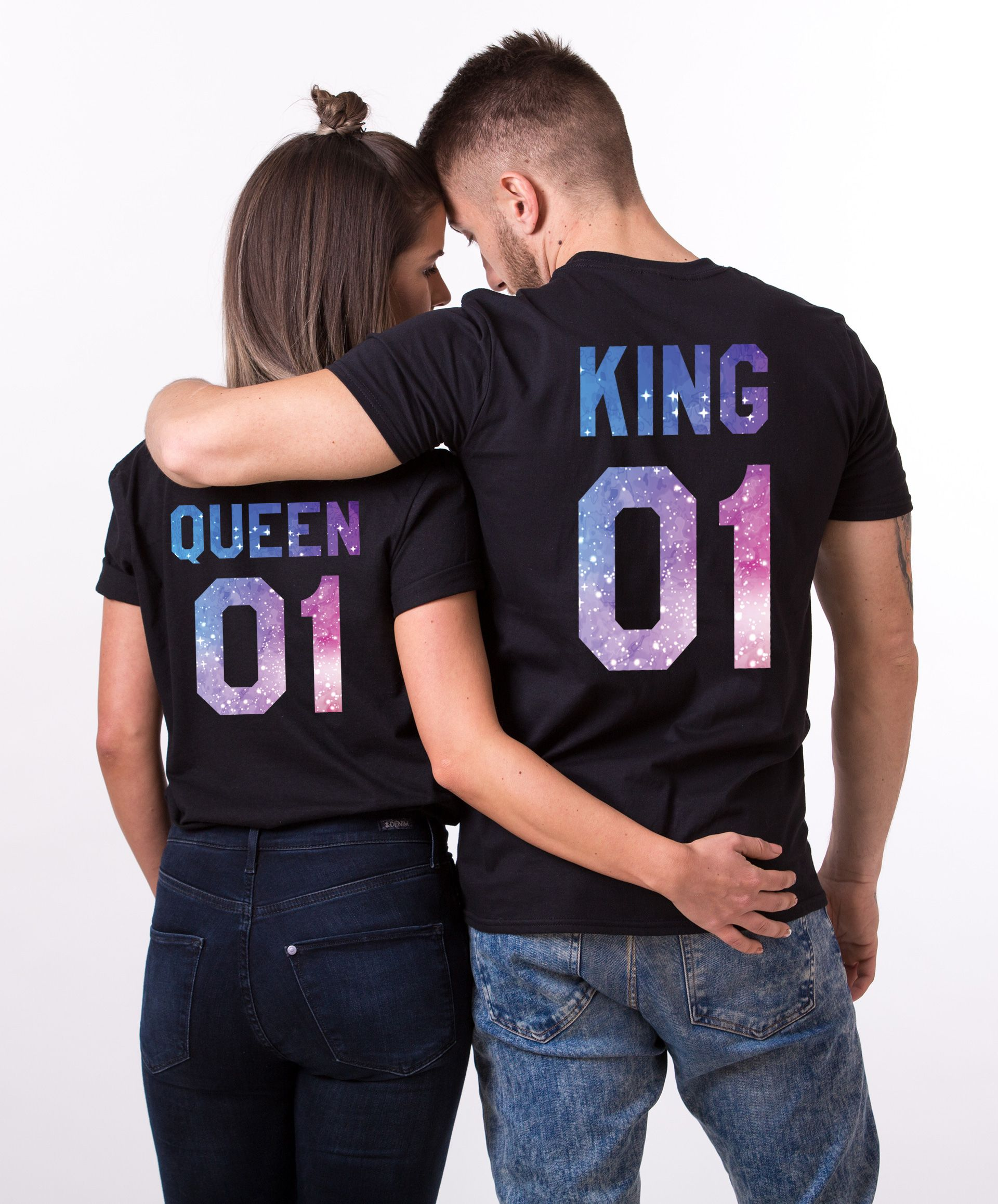 And Kings Queens Top Black