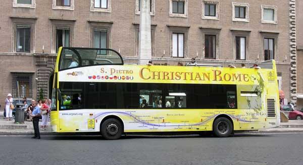 Christian-Tour-Bus