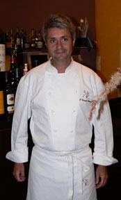 Chef Fernando Canales of Etxanobe