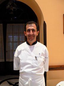Fernando Cordoba of El Faro Restaurante in El Puerto de Santa Maria, Spain