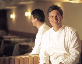 Vegetarian Chef Pietro Leemann