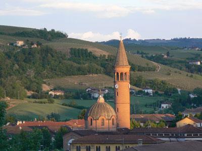 Round tower, Alba