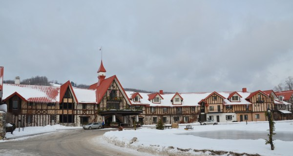 The Main Lodge at Boyne Highlands