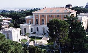 The Janiculum: Rome's Eighth Hill