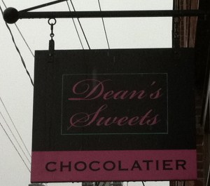 Welcome to Dean's Sweets!