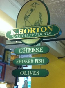 Welcome to K. Horton Specialty Foods!