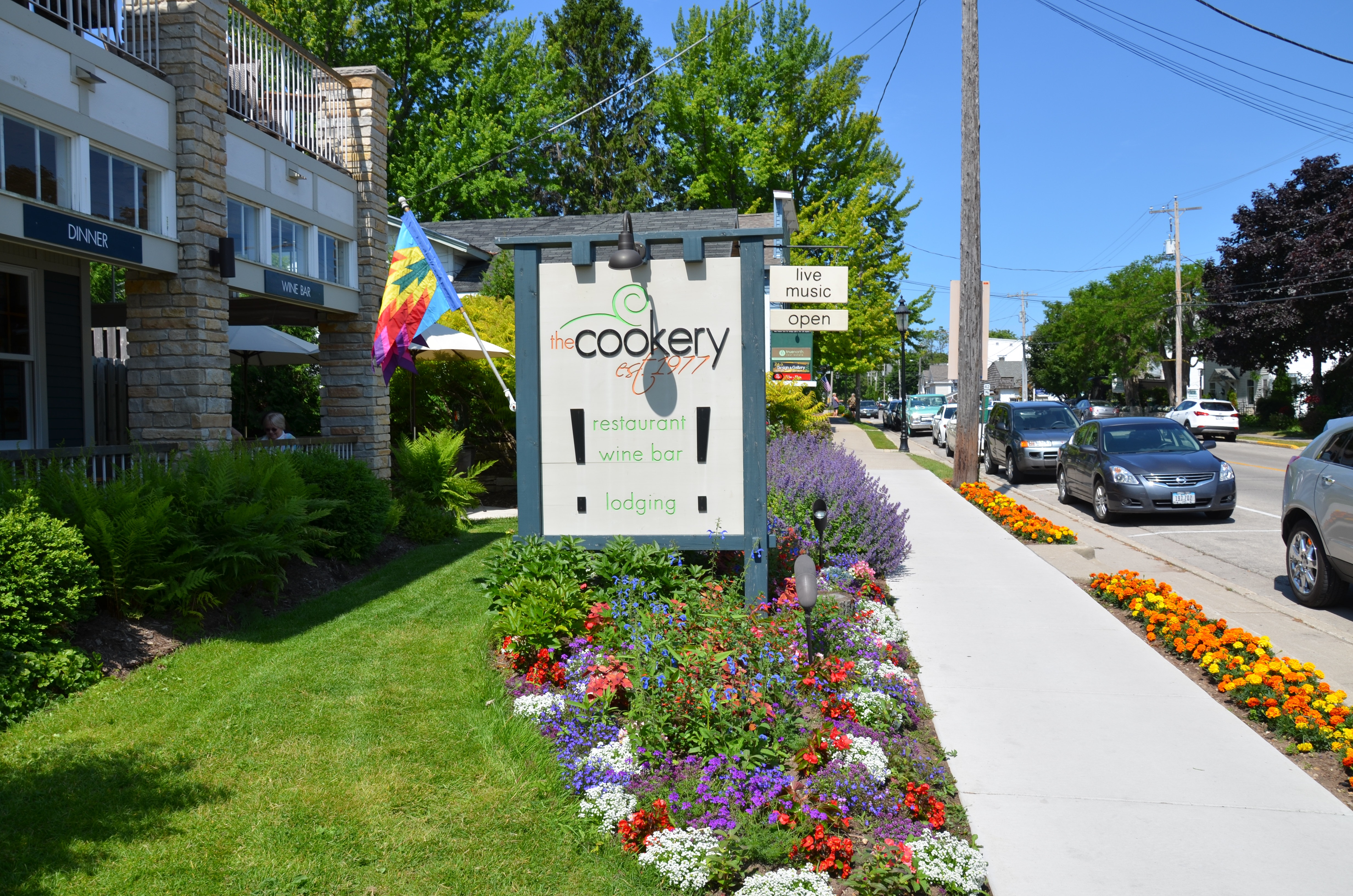 Go Locally Sourced At The Cookery In Door County Wisconsin
