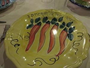 La Tagliata - pretty plate 1