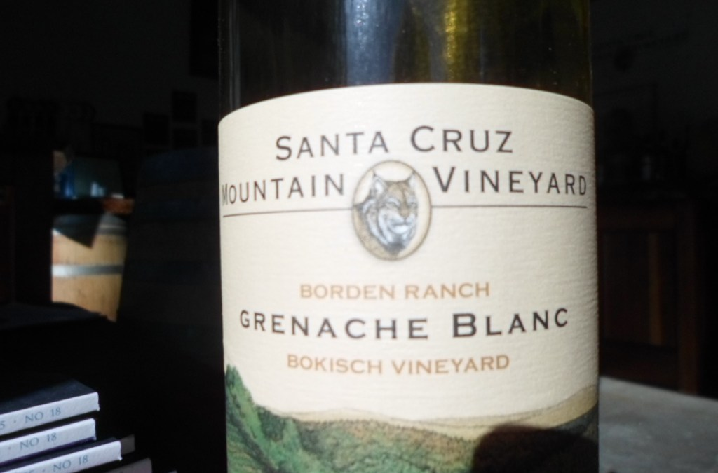 Grenache Blanc for savory egg dishes