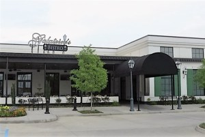 Front exterior of Galatoire's Bistro on Perkins Road in Baton Rouge, LA