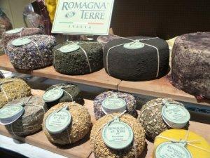 Roman cheeses