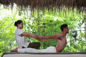 The Sarojin Spa Treatment