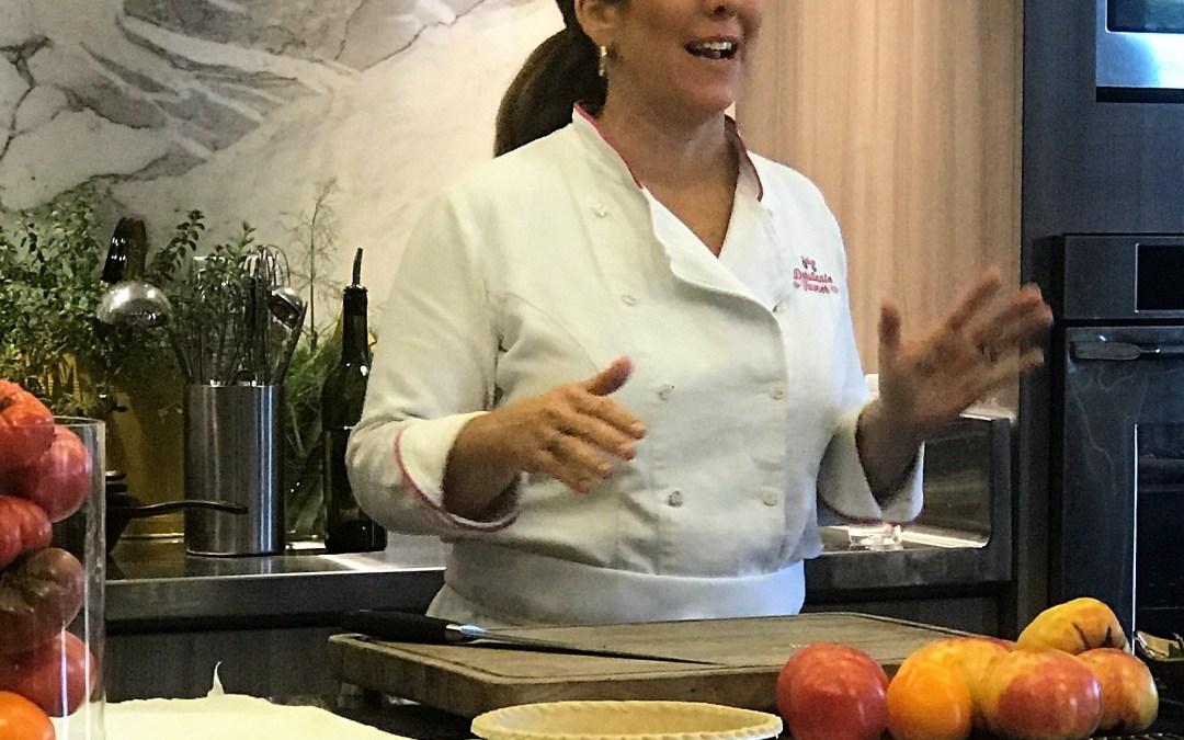 Oxford, Mississippi's Debutante Farmer Bakes Her Famous Tomato Pie