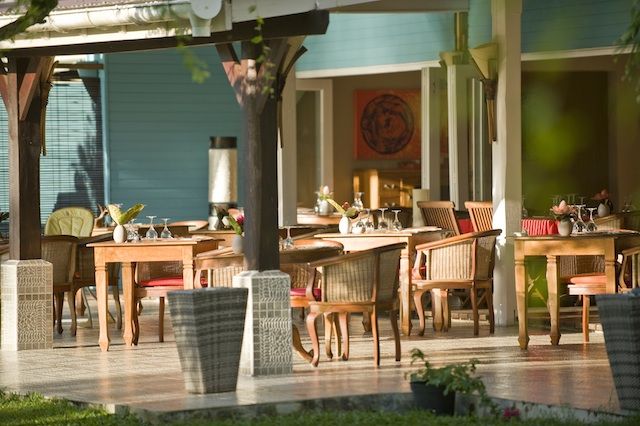 Raiatea Lodge Hotel Restaurant