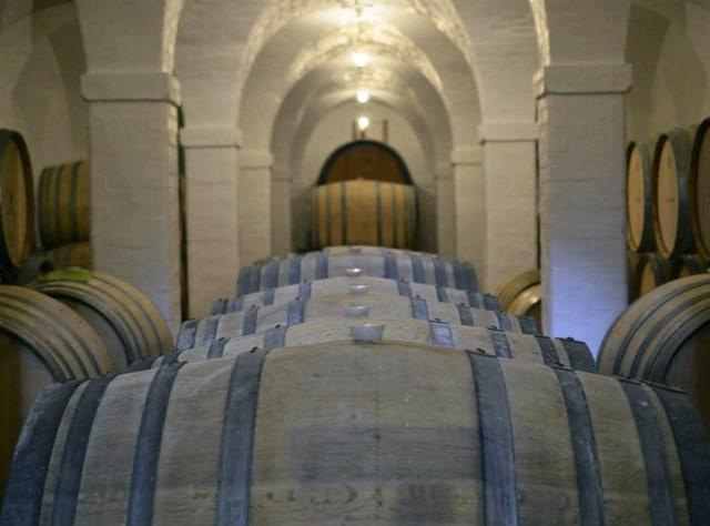 Klein Constantia vin de Constance Wine Cellar