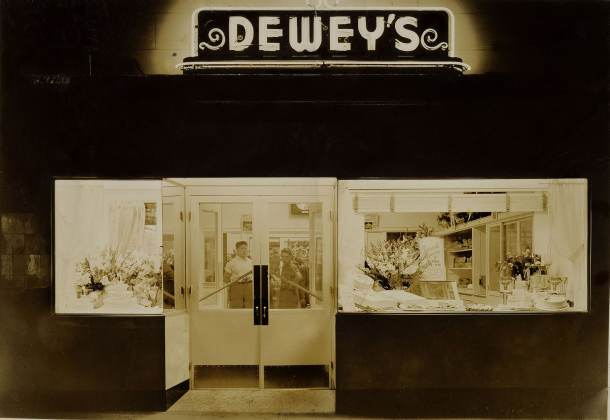Dewey's Bakery. Photo courtesy of Visit Winston-Salem.