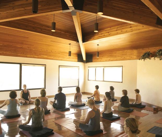 yoga adventures