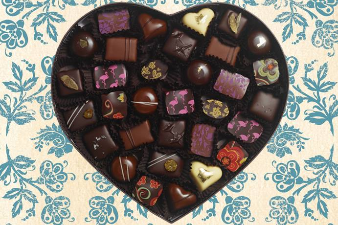 Photo courtesy of Black Dinah Chocolates.