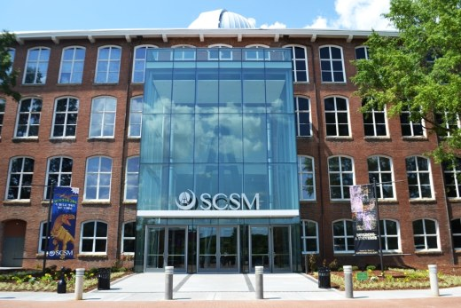 South Carolina State Museum. Photo courtesy of SCSM.