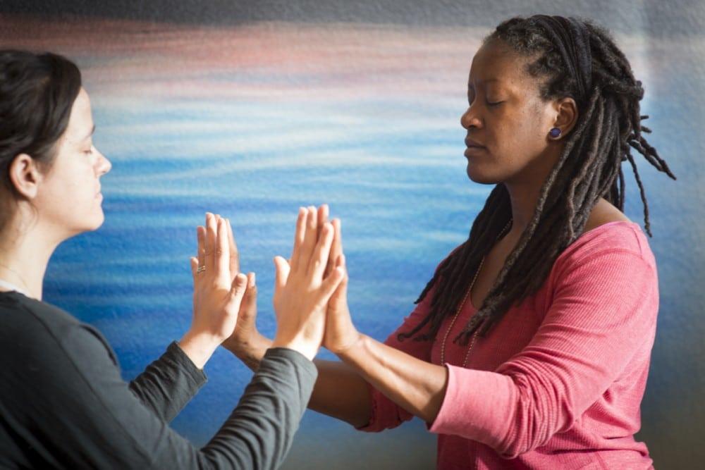 Photo courtesy of the Give Back Yoga Foundation.