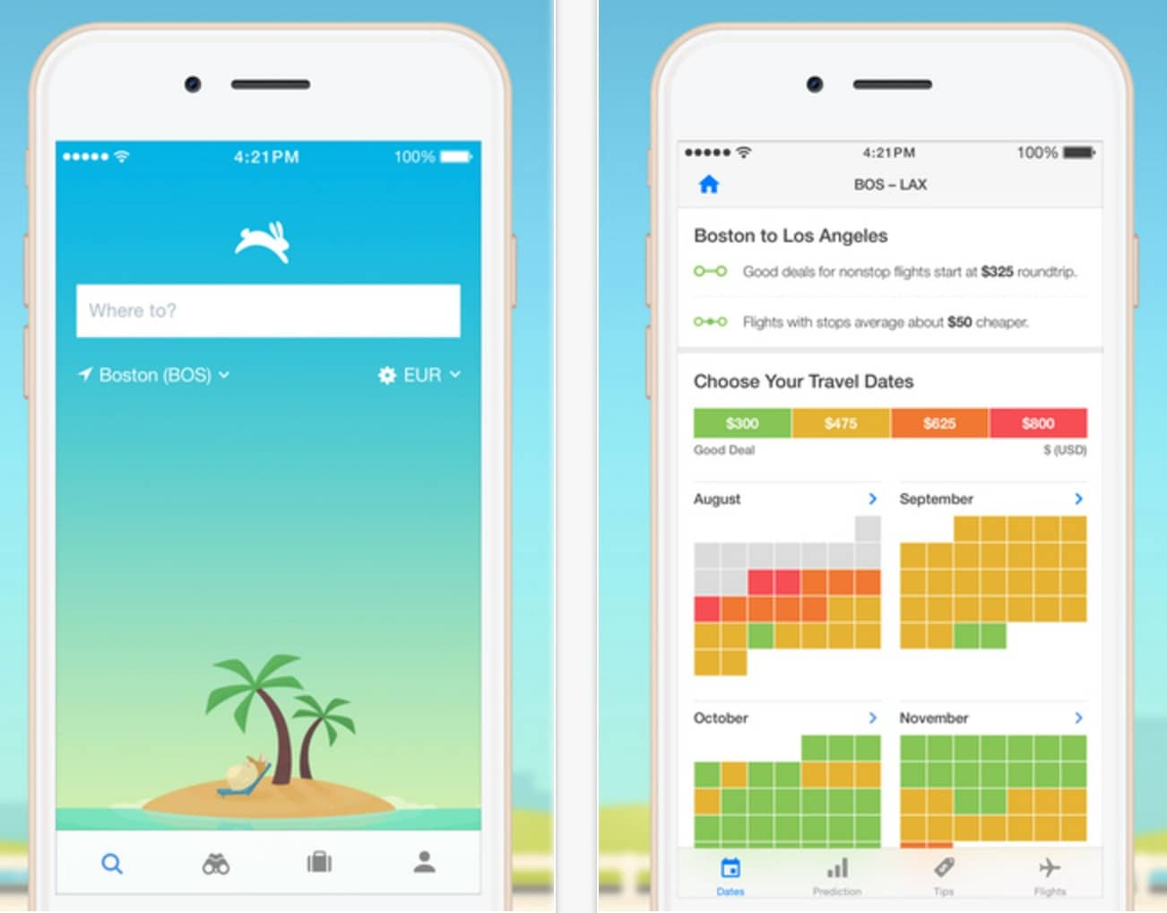 Hopper Flights App For Windows - With budget travel in mind here are some of the best apps for scoring cheap flights