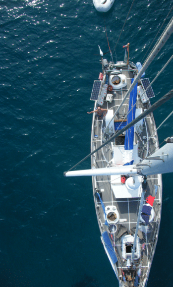 Yacht, Greek Islands