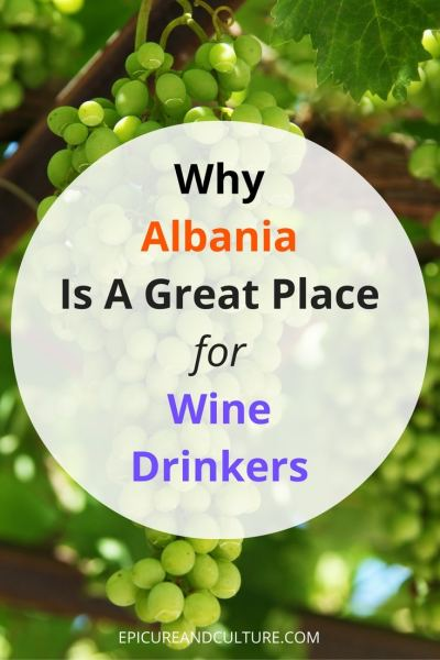 Food and Wine in Albania