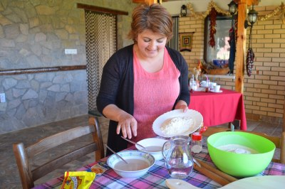 Macedonian cooking