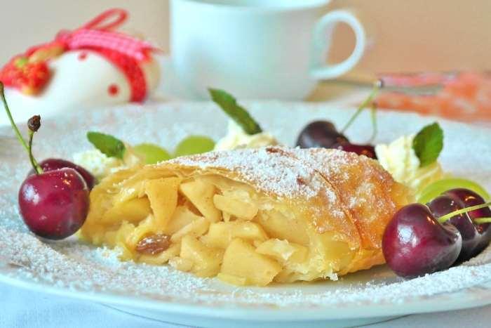 Apfelstrudel recipe