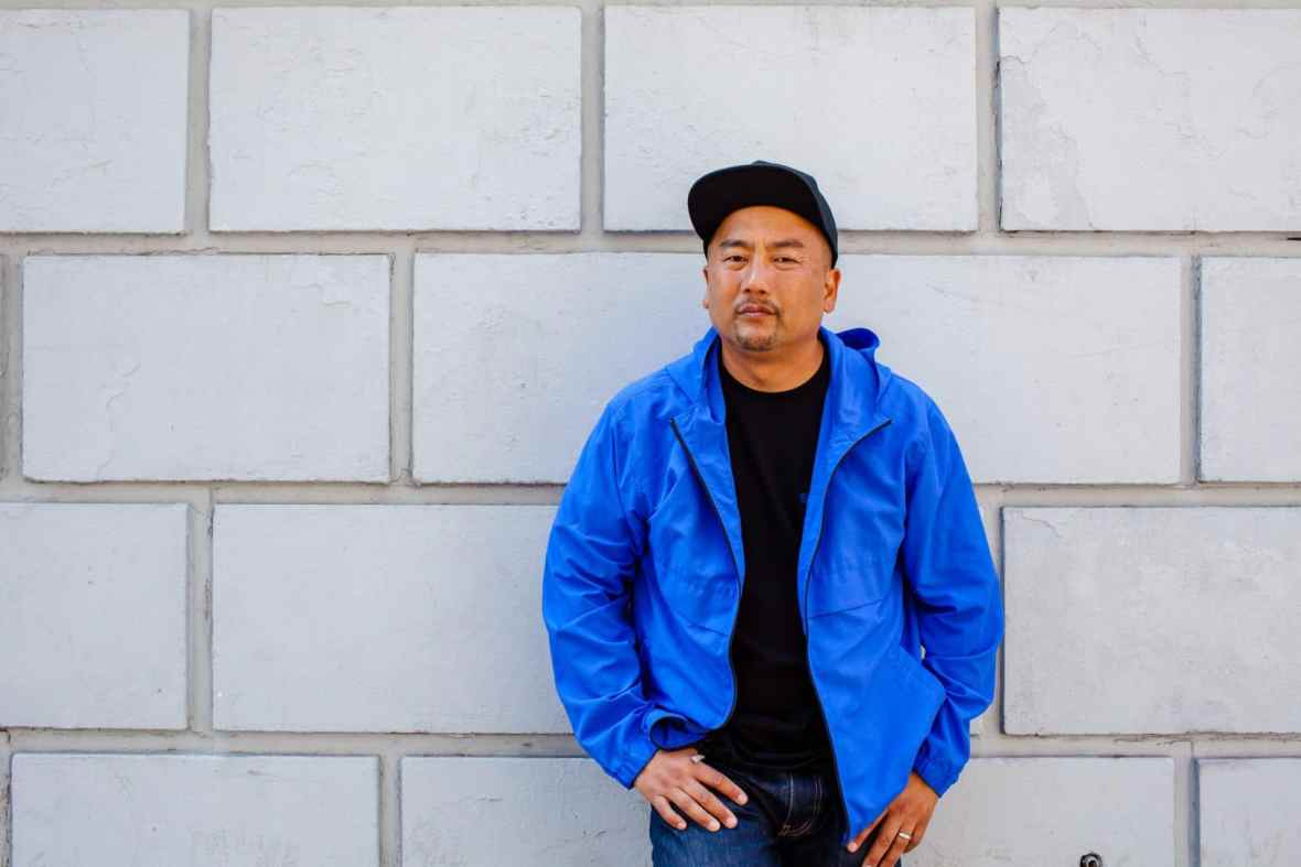 End World Hunger, Roy Choi