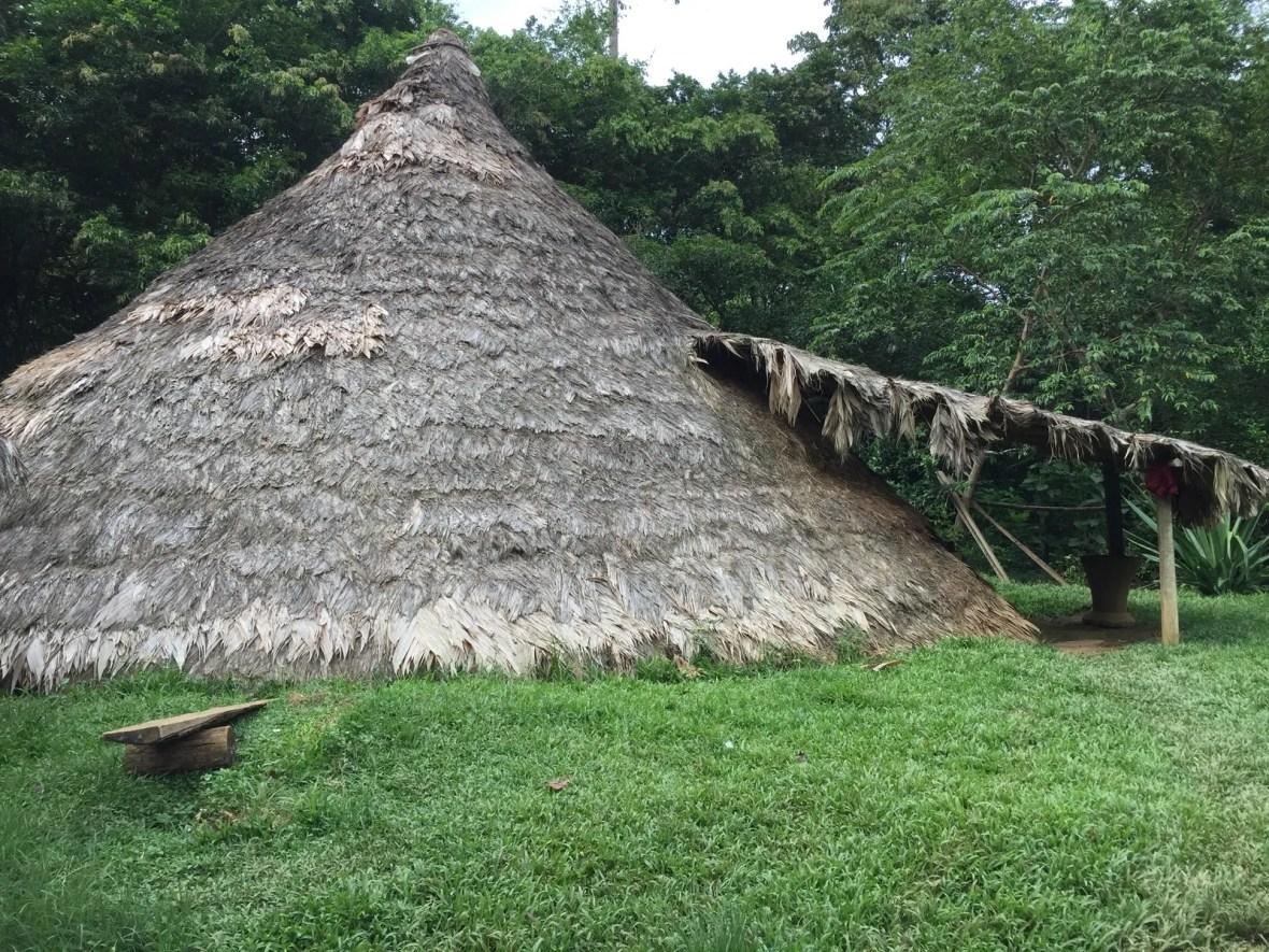 Bribri hut