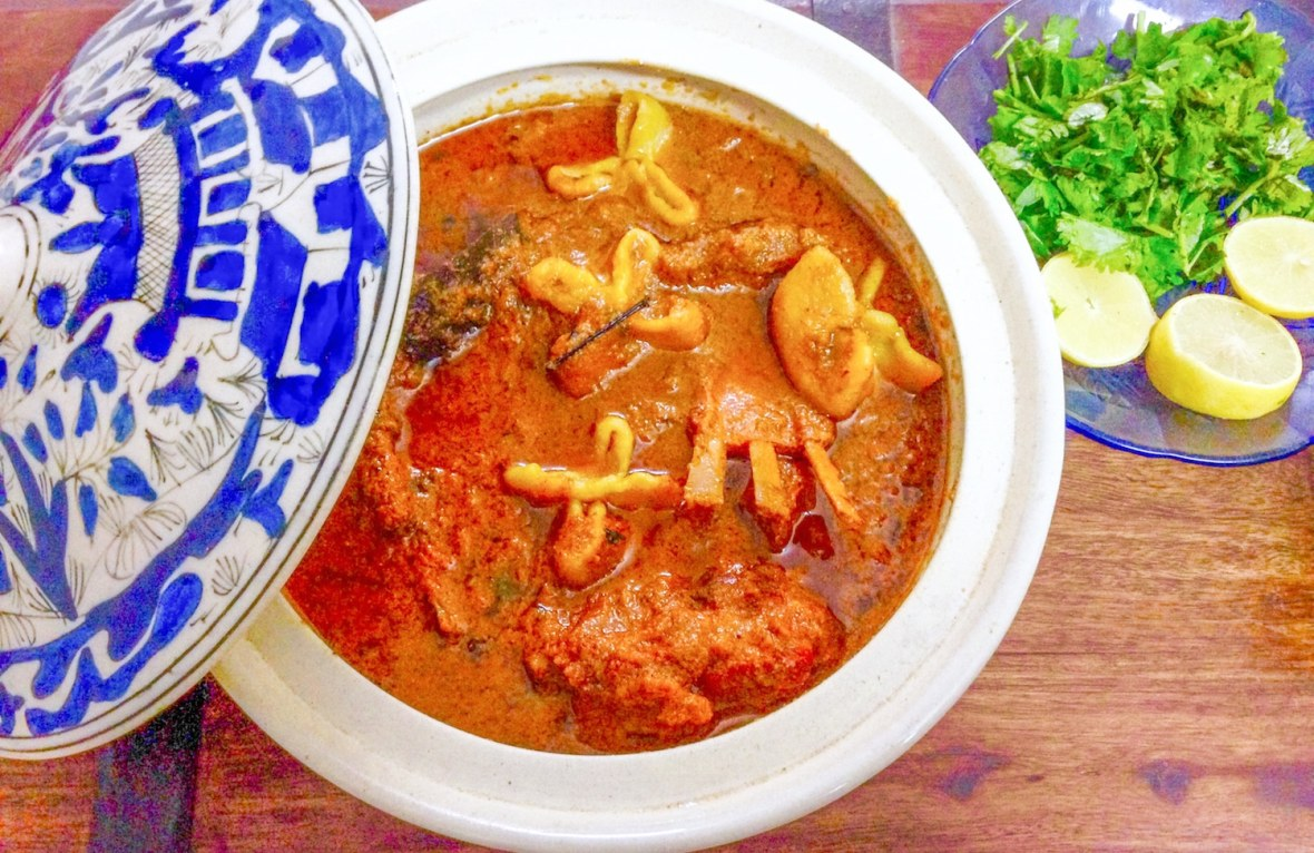 mughlai dishes akhti