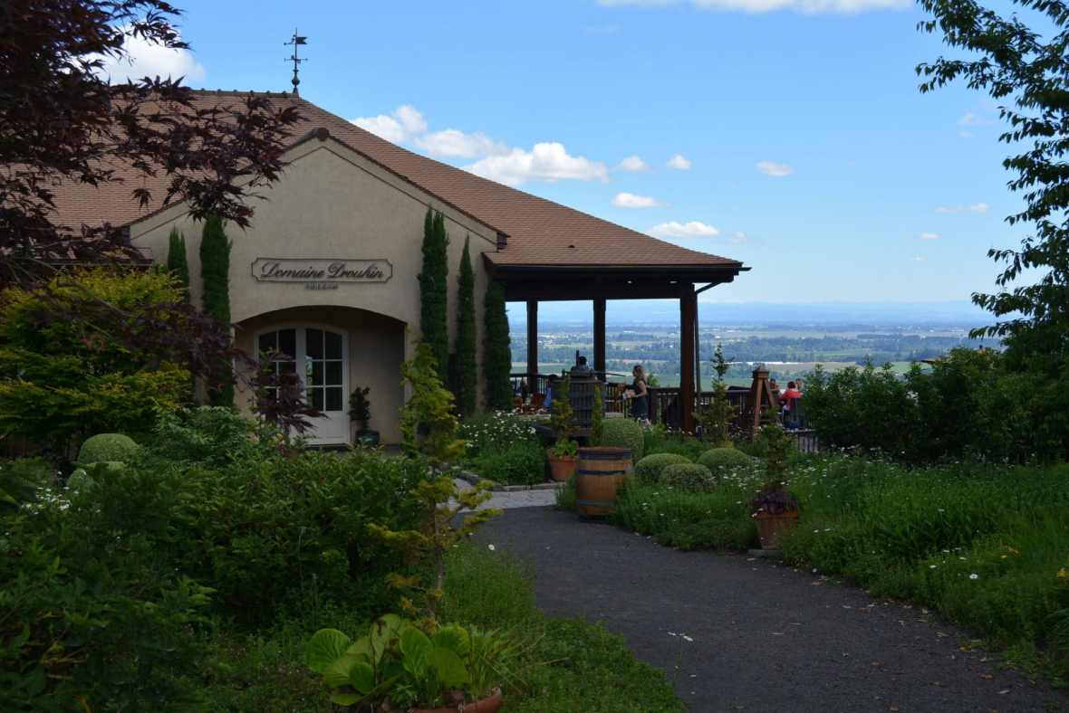 winery in willamette valley oregon