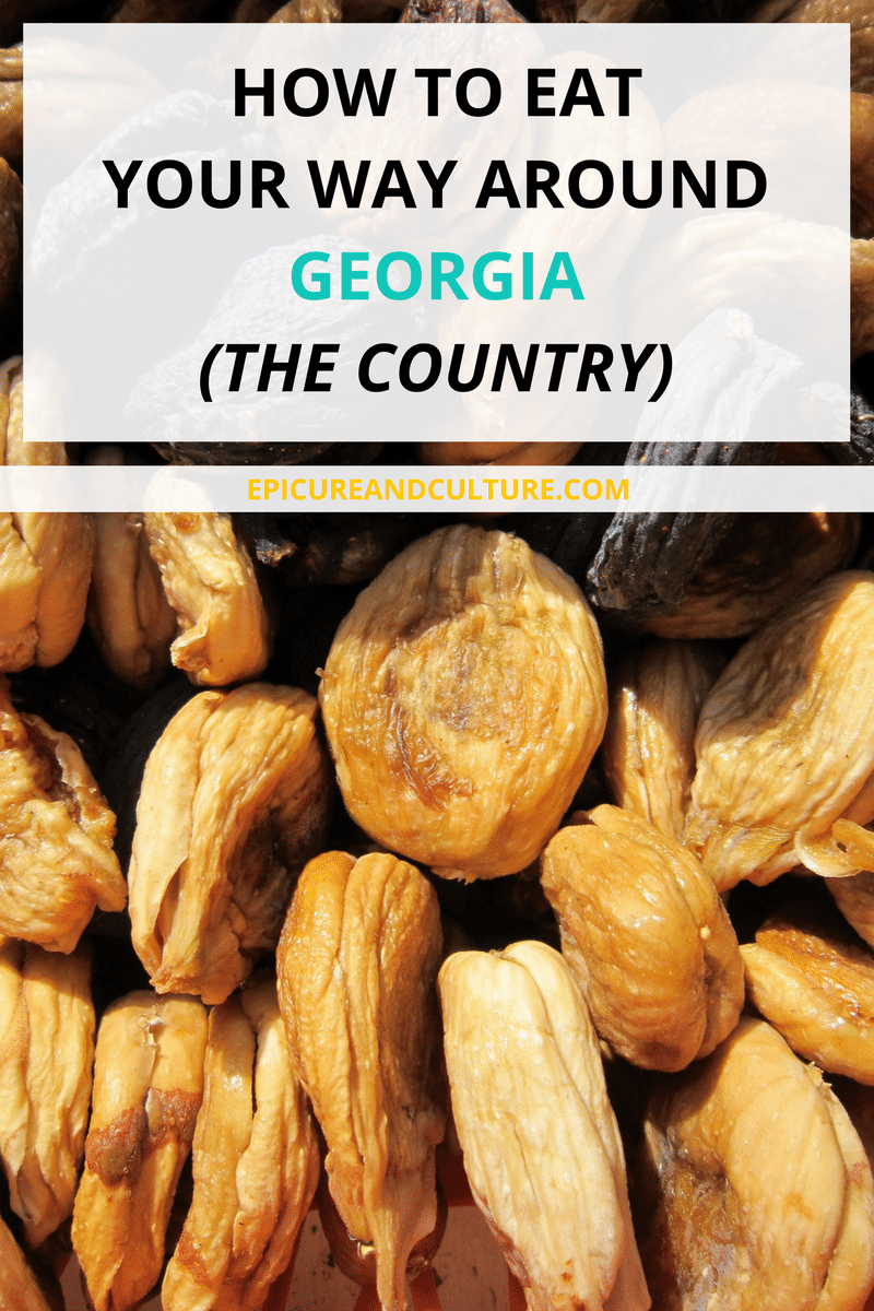 How To Eat Your Way Around Georgia (The Country)