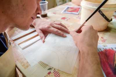 florence art classes fresco workshop