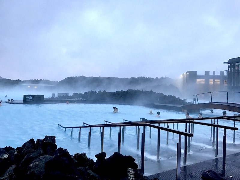 Blue lagoon challenges facing sustainable tourism