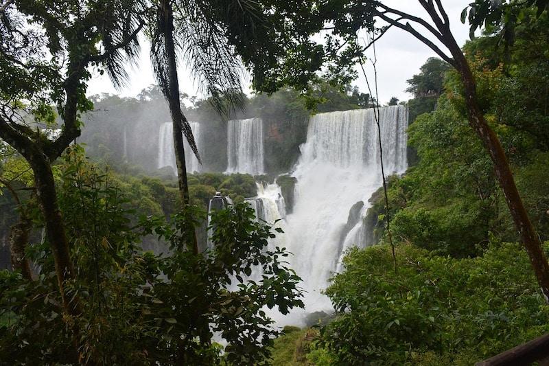 Iguazu falls challenges facing sustainable tourism